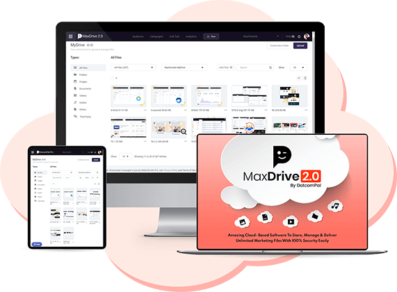 MaxDrive 2.0 Review