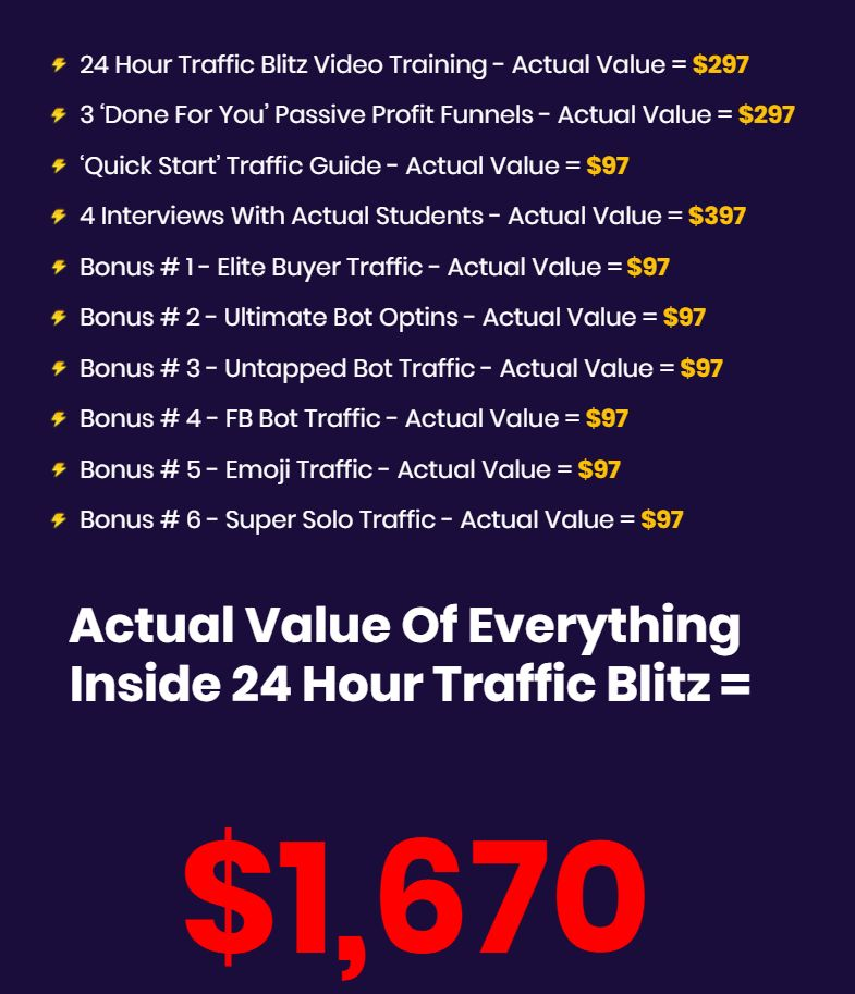 24-Hour-Traffic-Blitz-Price