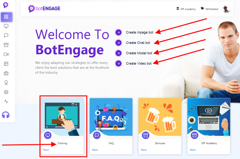 Botengage Review