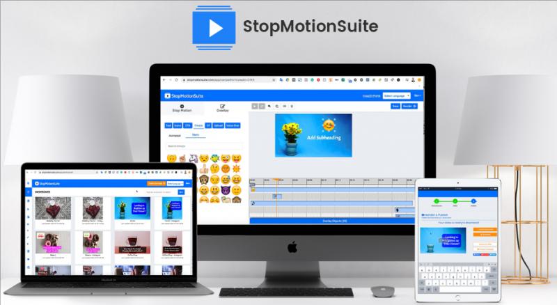 Stop Motion Suite