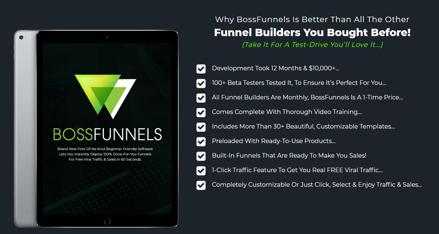 BossFunnels-features