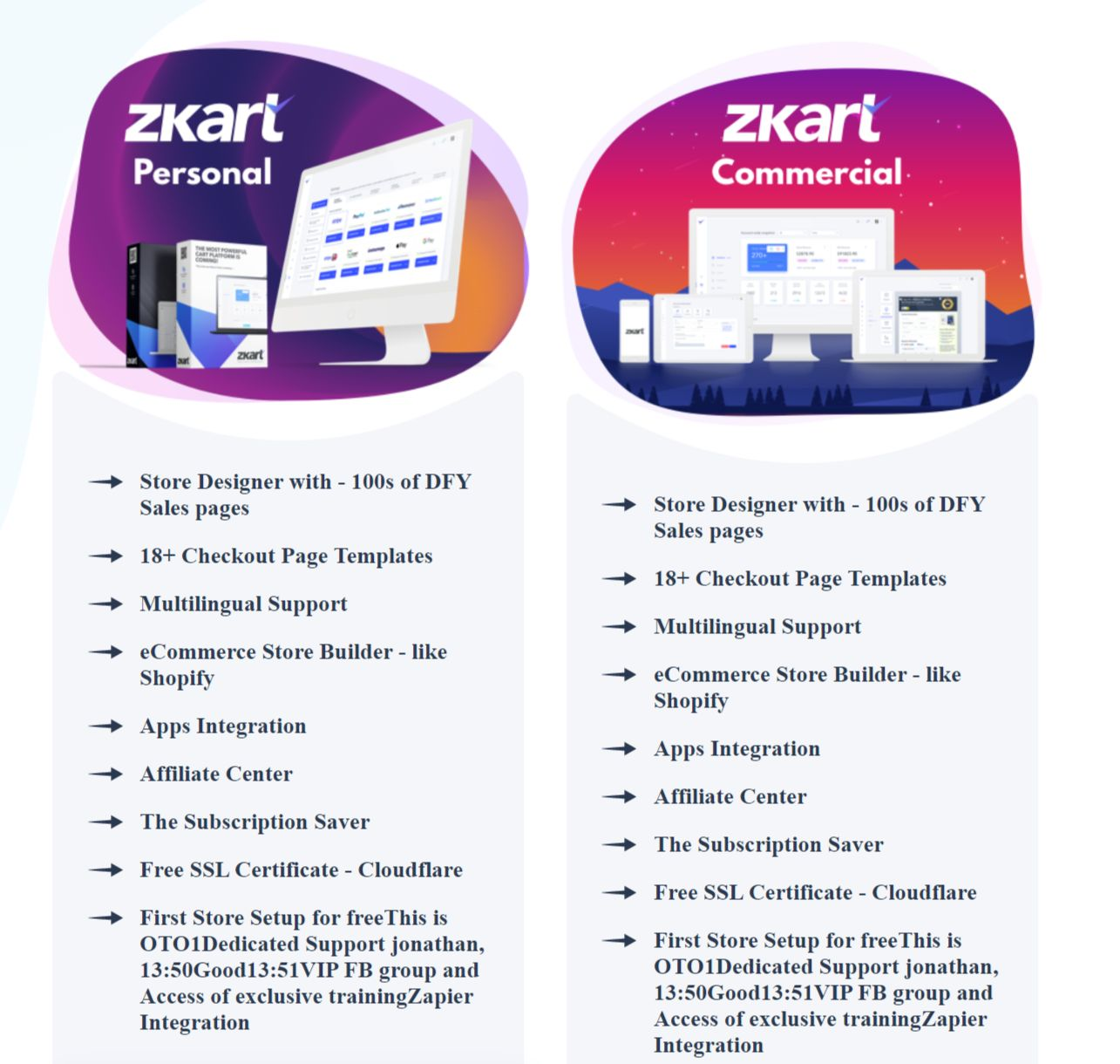 Zkart-Price