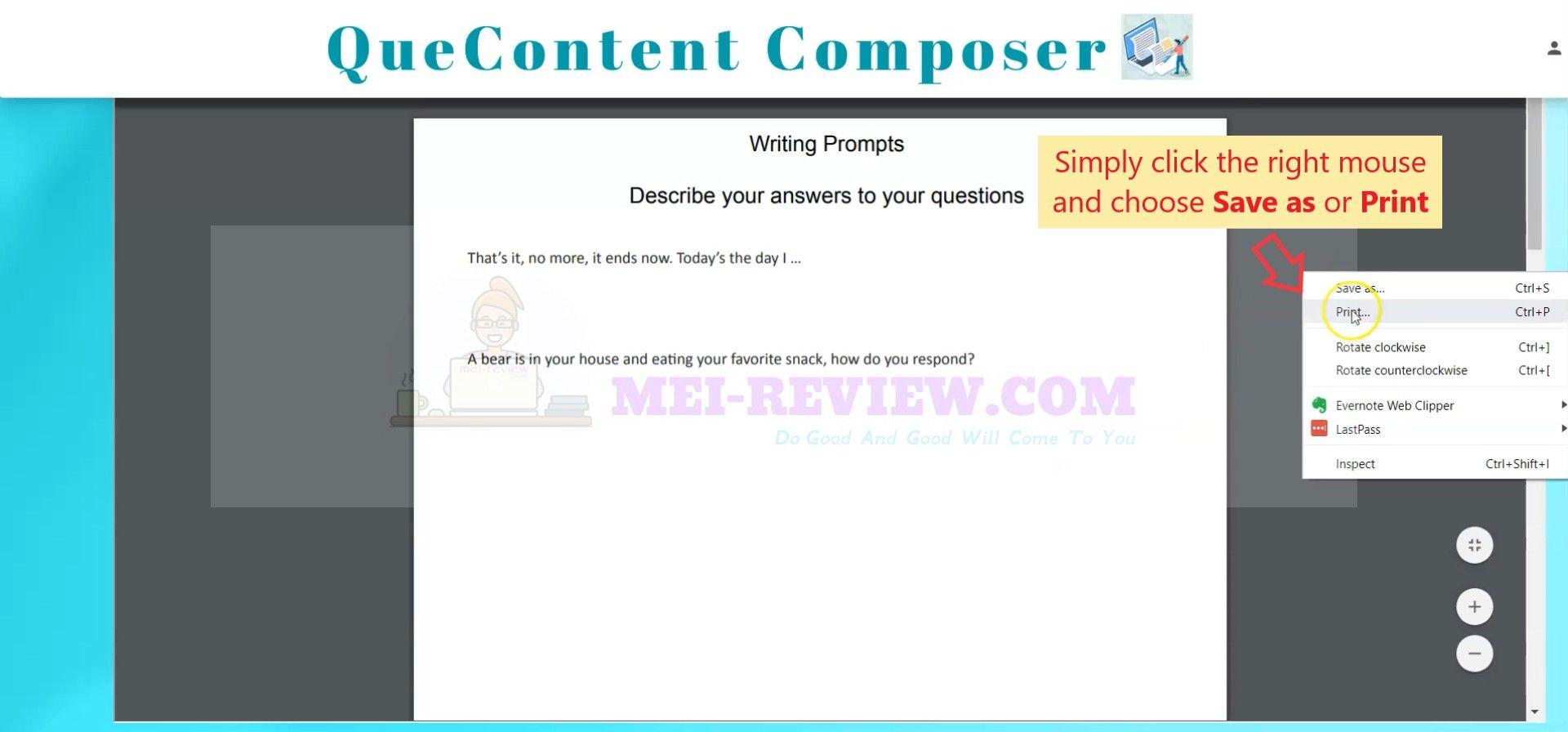 QueContent-Composer-how-to-use-8