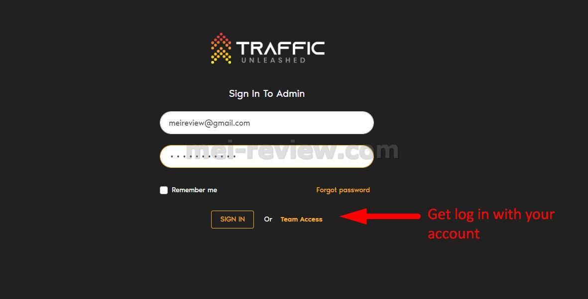 Traffic-Unleash-demo-1