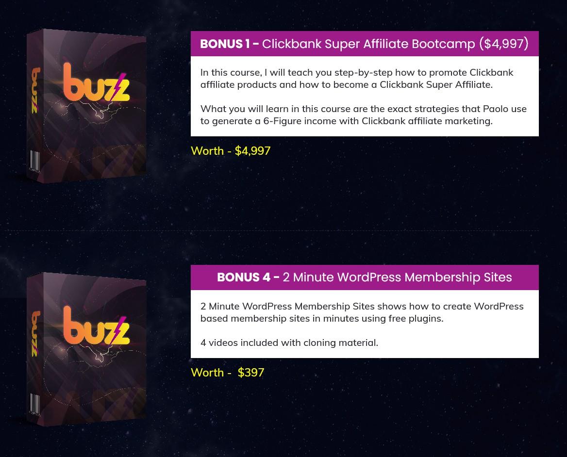 BUZZ-bonus