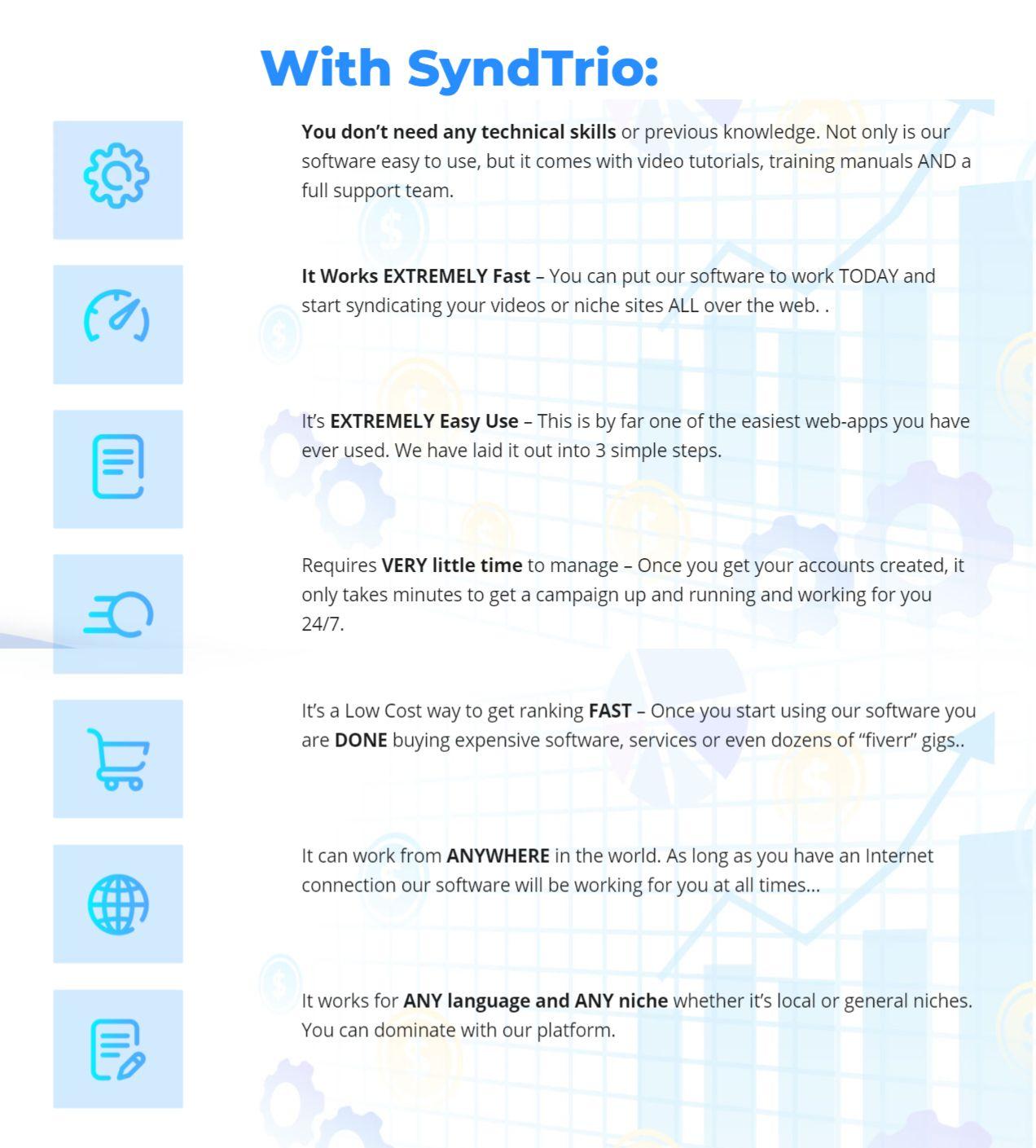 SyndTrio-Features