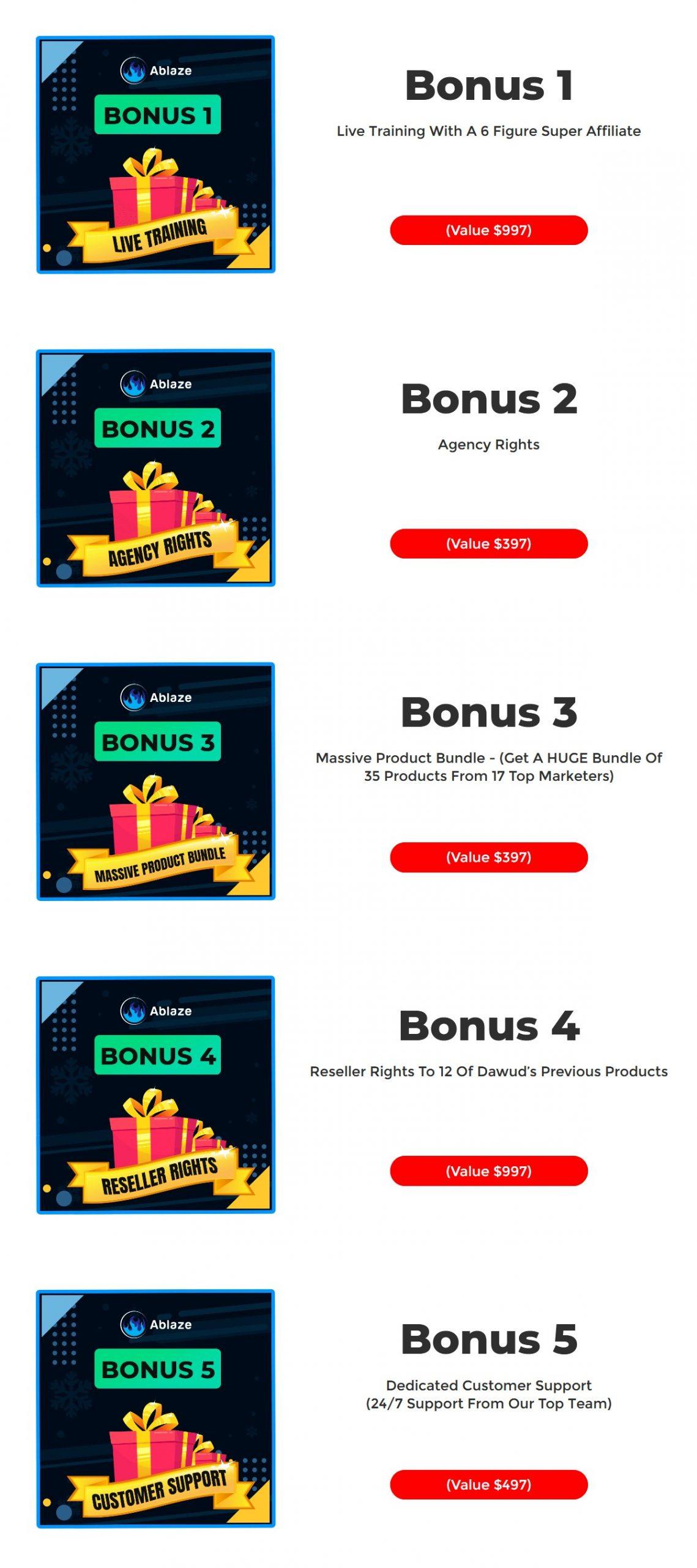 Ablaze-bonus