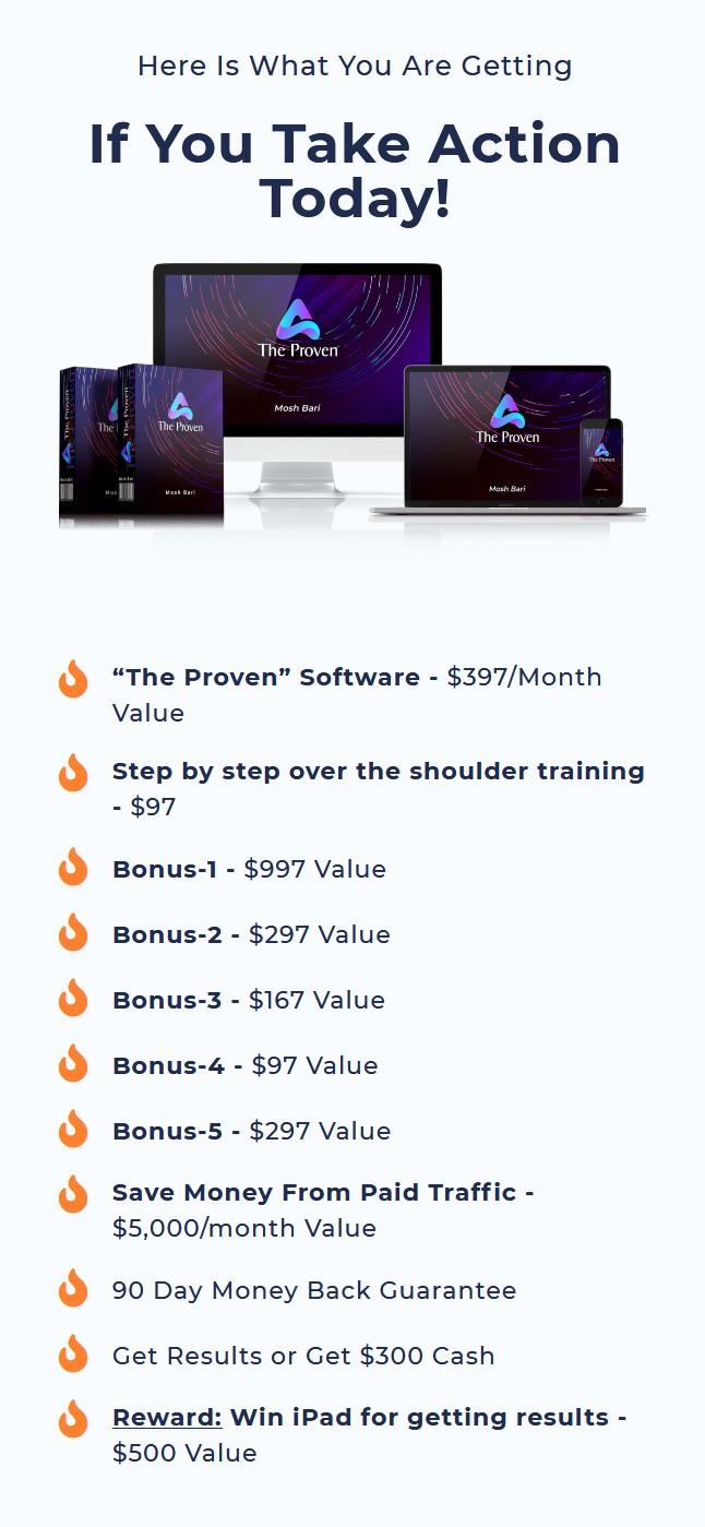 The-Proven-price