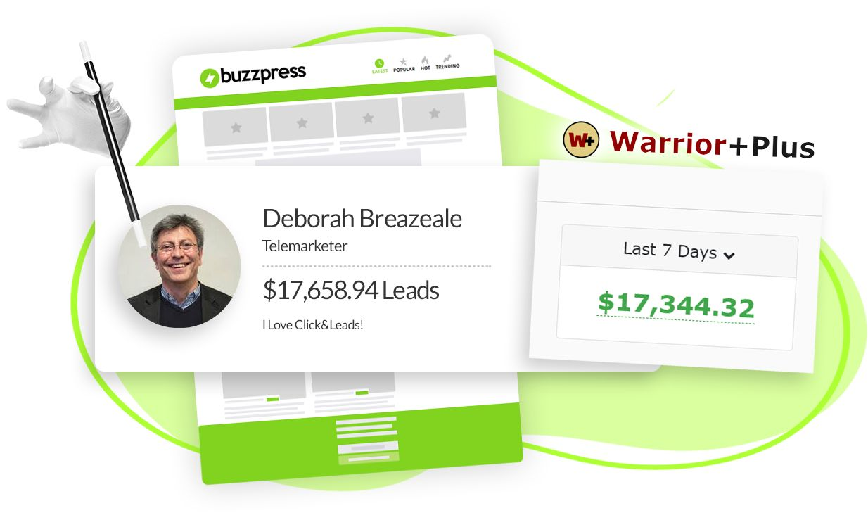 BuzzPress-Income-Proof