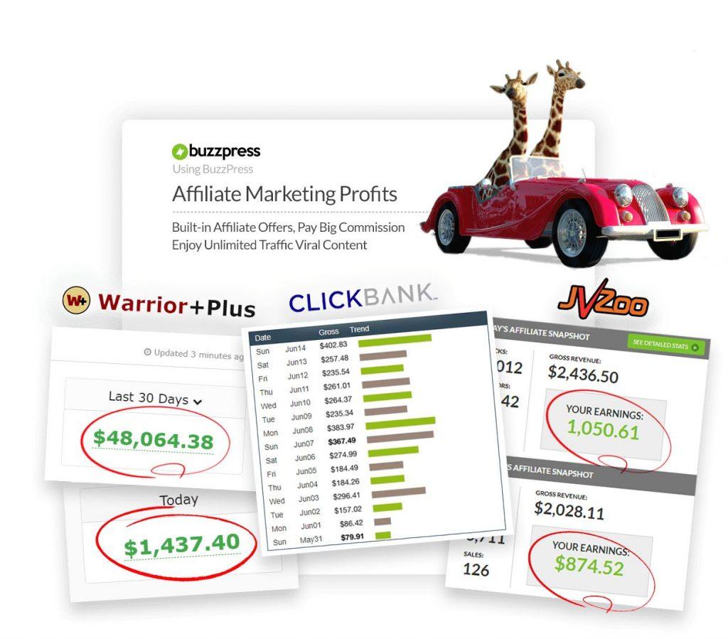 BuzzPress-Profits-with-affiliate