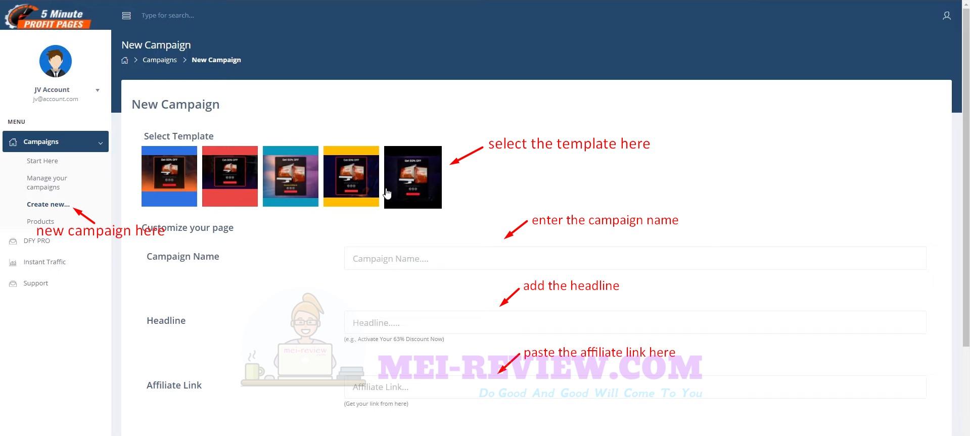 5-Minute-Profit-Pages-Demo-7