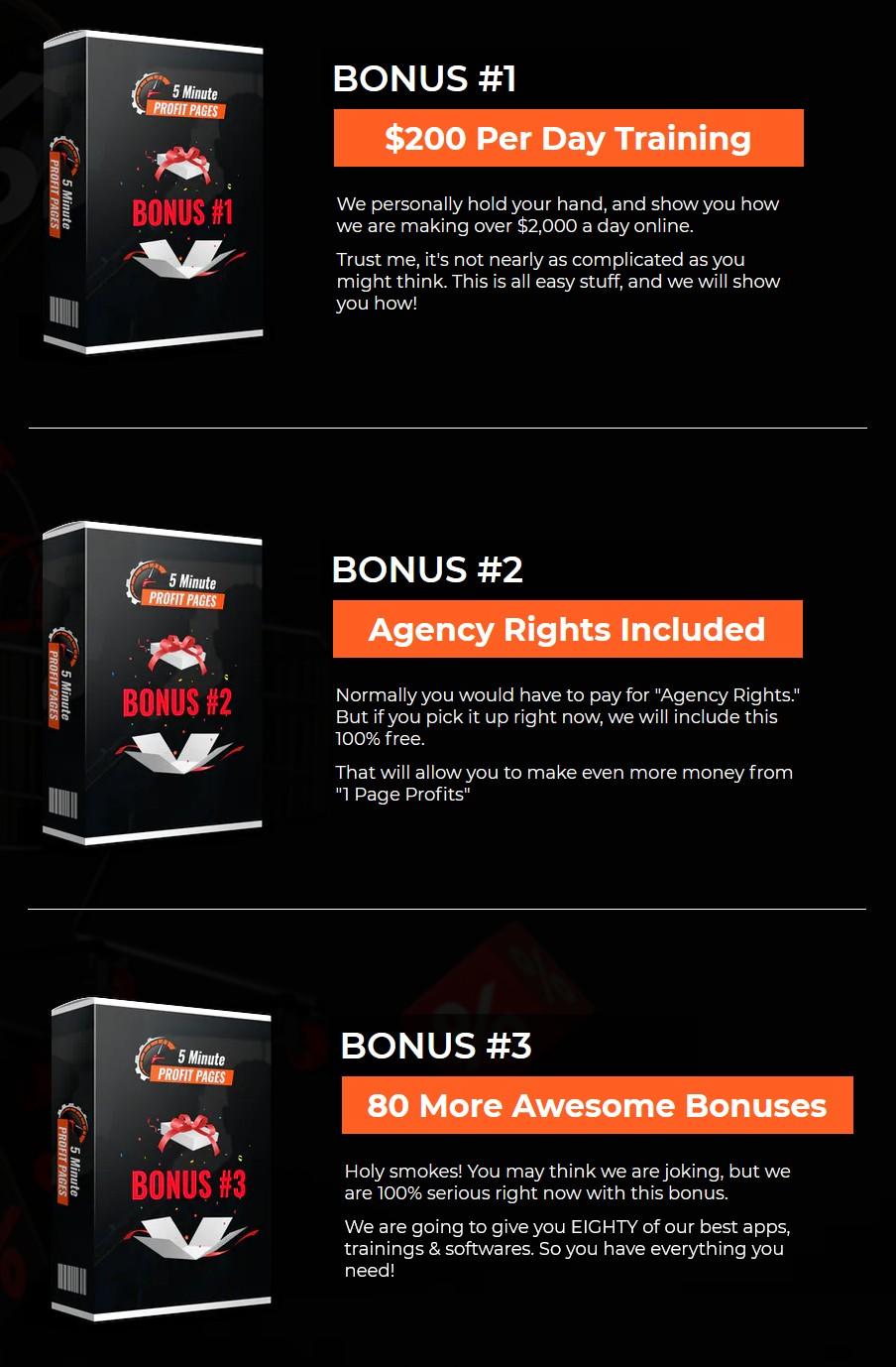 5-Minute-Profit-Pages-bonus