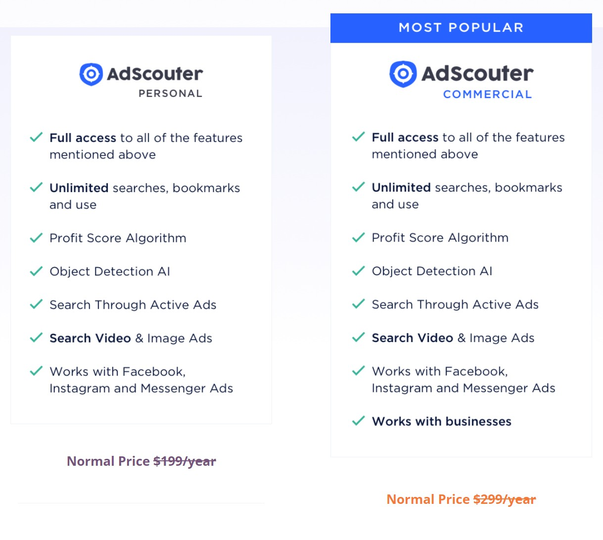 AdScouter-price