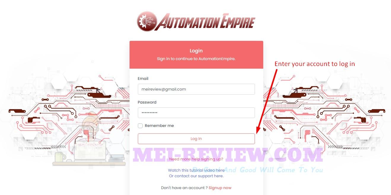 Automation-Empire-Demo-1