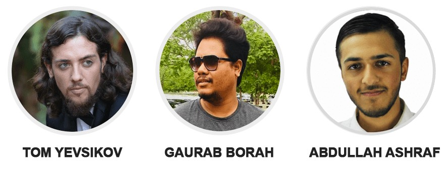 Tom-Yevsikov-Gaurab-Borah-Abdullah-Ashraf
