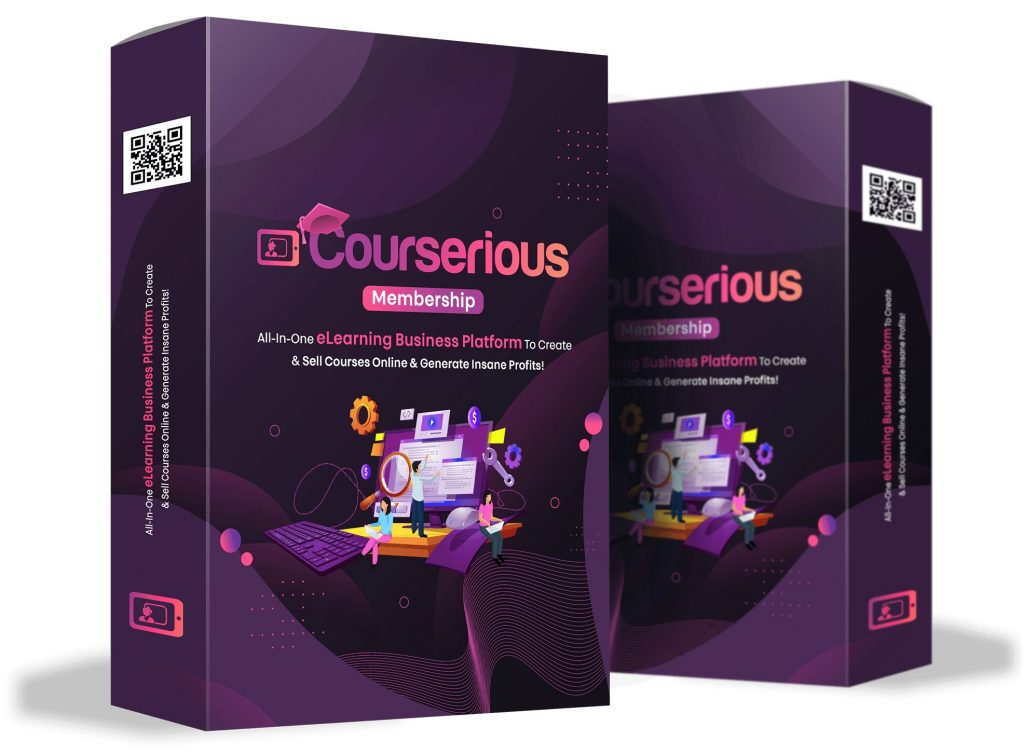 Courserious-OTO-2-membership