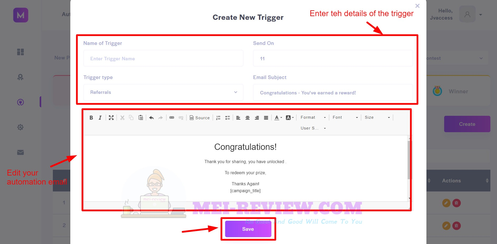 Mightee-Step-17-add-triggers