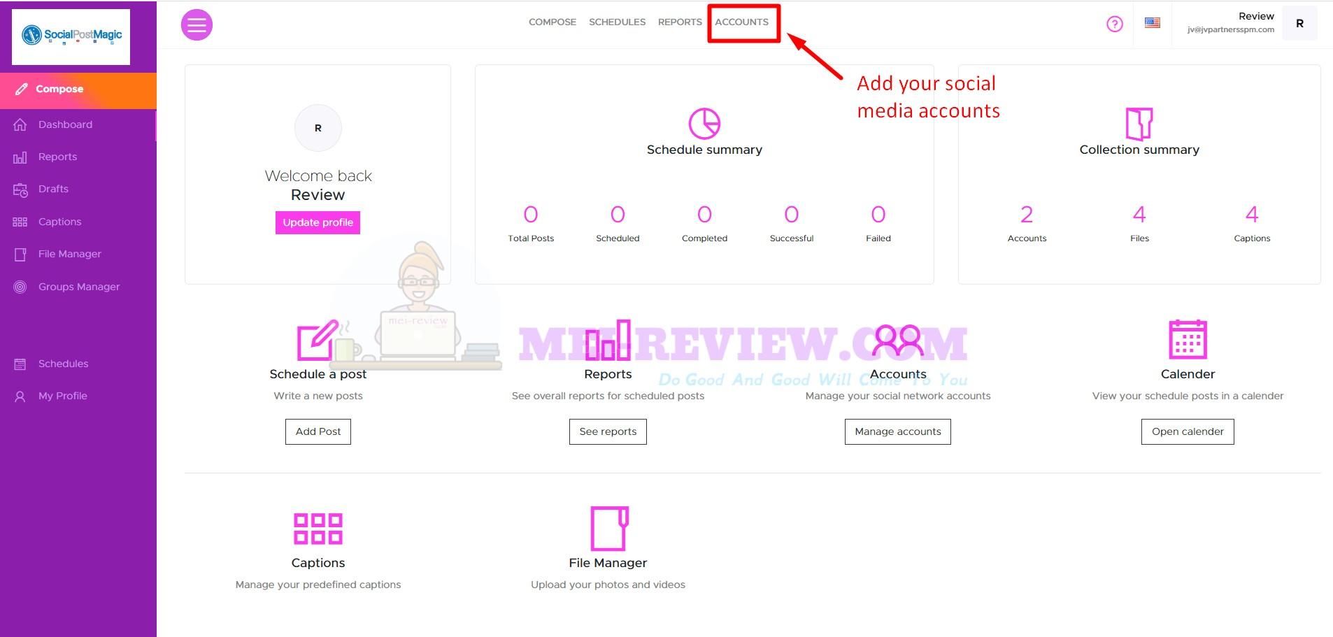 Social-Post-Magic-Step-1-add-account
