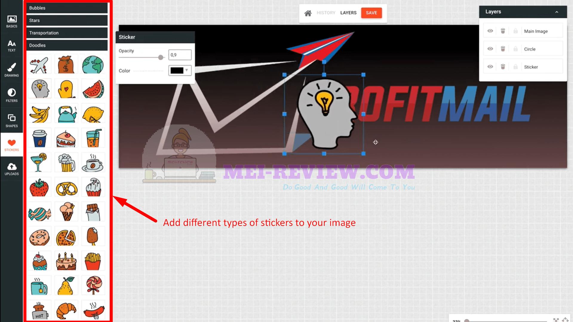 ProfitSuite-Demo-9-add-sticker