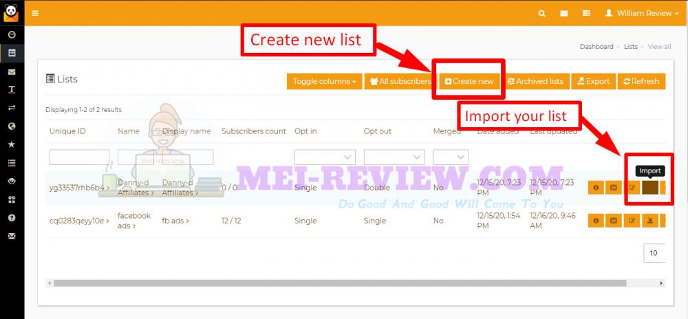 MailPanda-Demo-3-create-lists