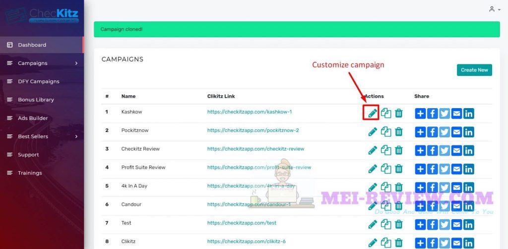 Checkitz-Demo-3-customize-campaign