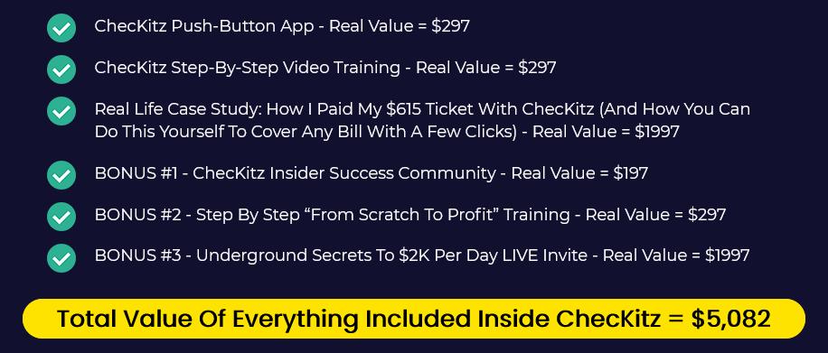 ChecKitz-price
