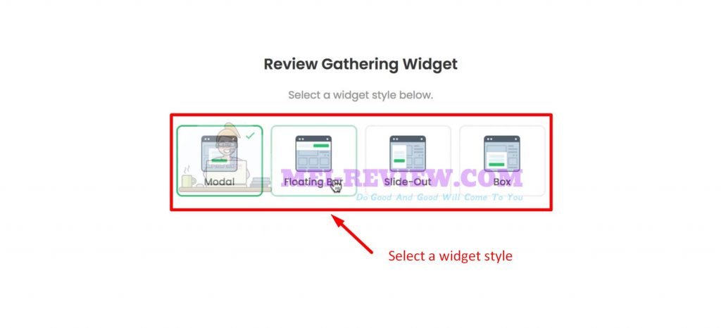LocalReputor-Demo-3-review-widget