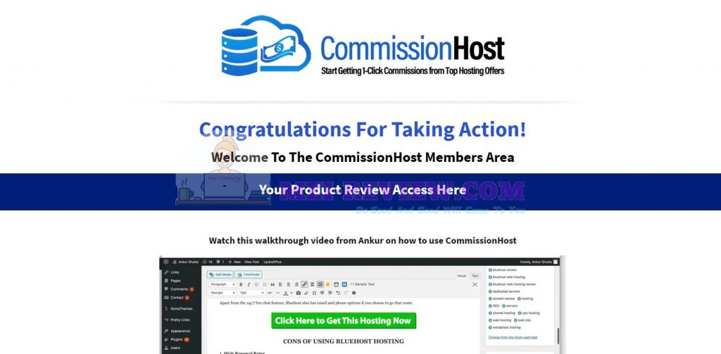 Commission-Host-Demo-1-Dashboard