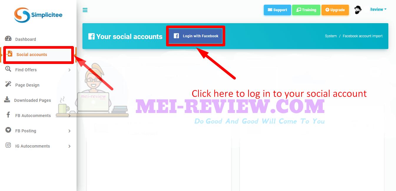 Simplicitee-Demo-2-social-accounts