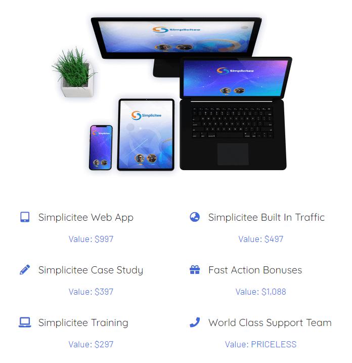 Simplicitee-price