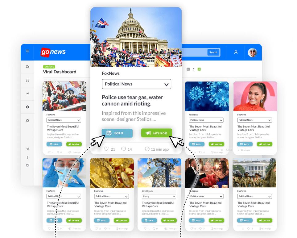 GoNews-dashboard