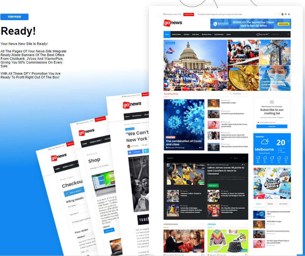 GoNews-designs