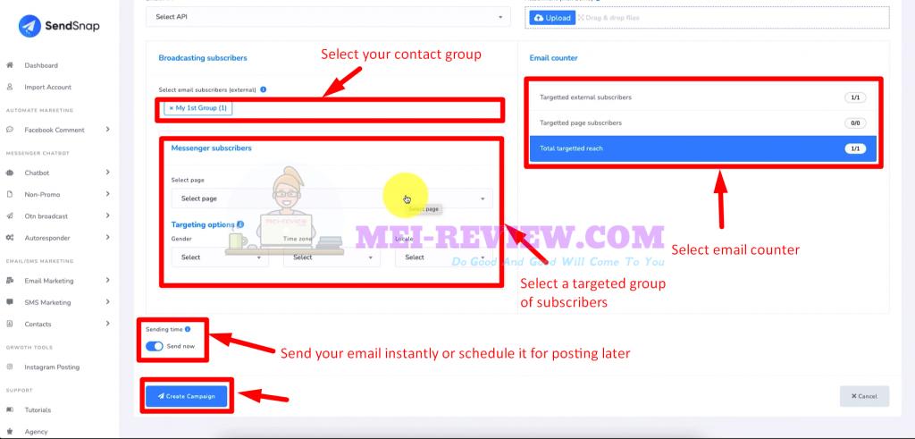 SendSnap-Demo-12-contact-groups