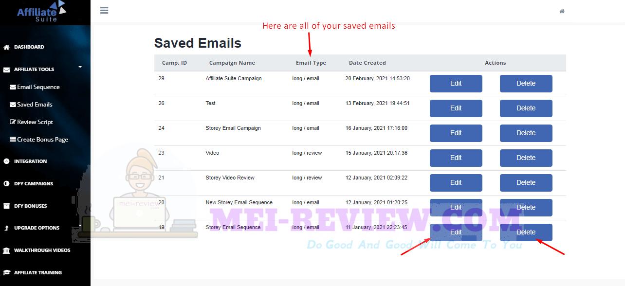 AffiliateSuite-demo-11-manage-emails