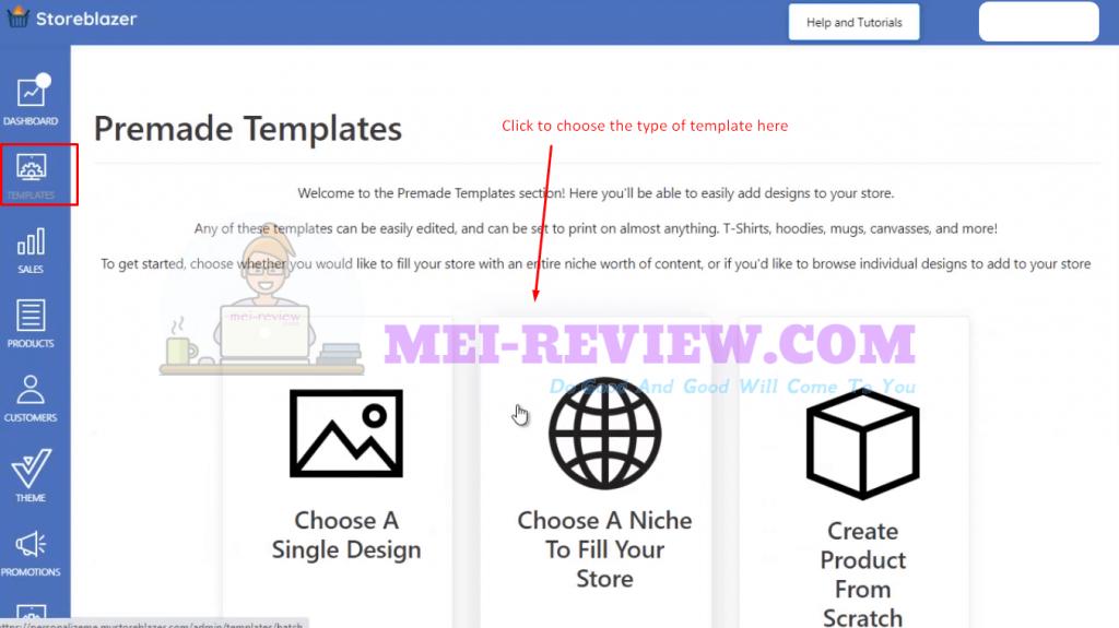 StoreBlazer-Demo-2-choose-the-templates