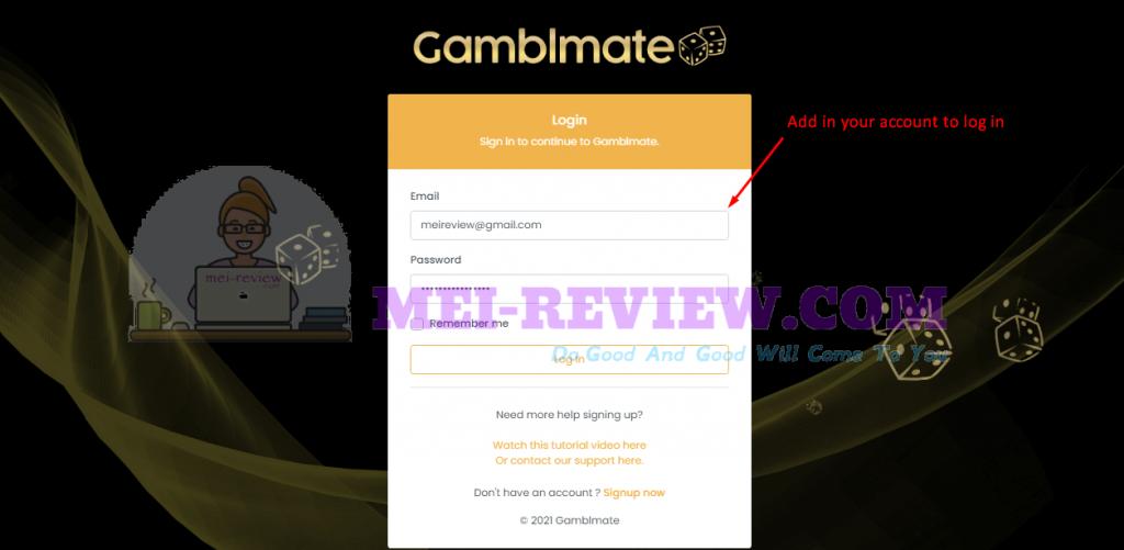 log-in-Gamblmate