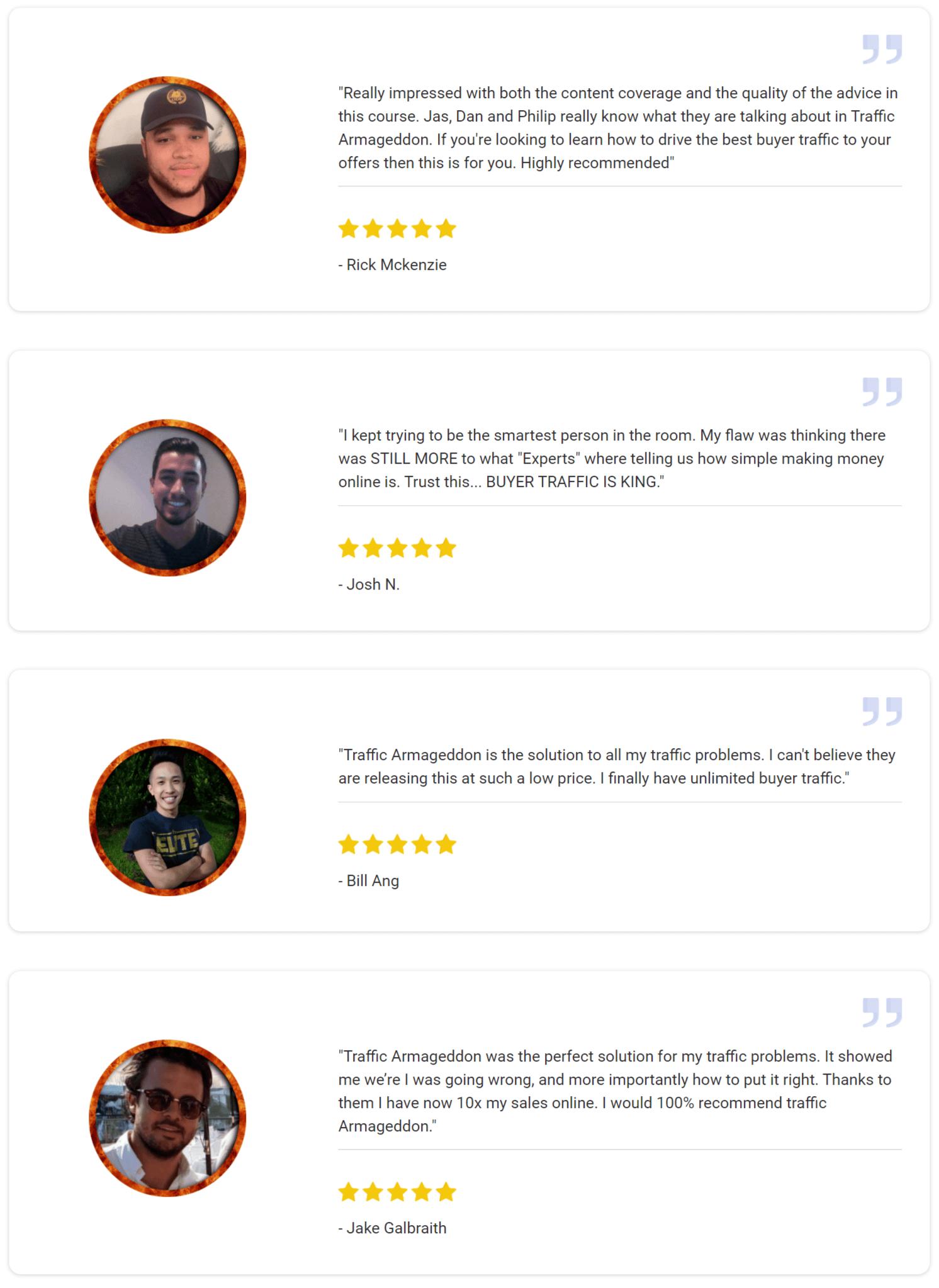 TRAFFIC-ARMAGEDDON-feedback