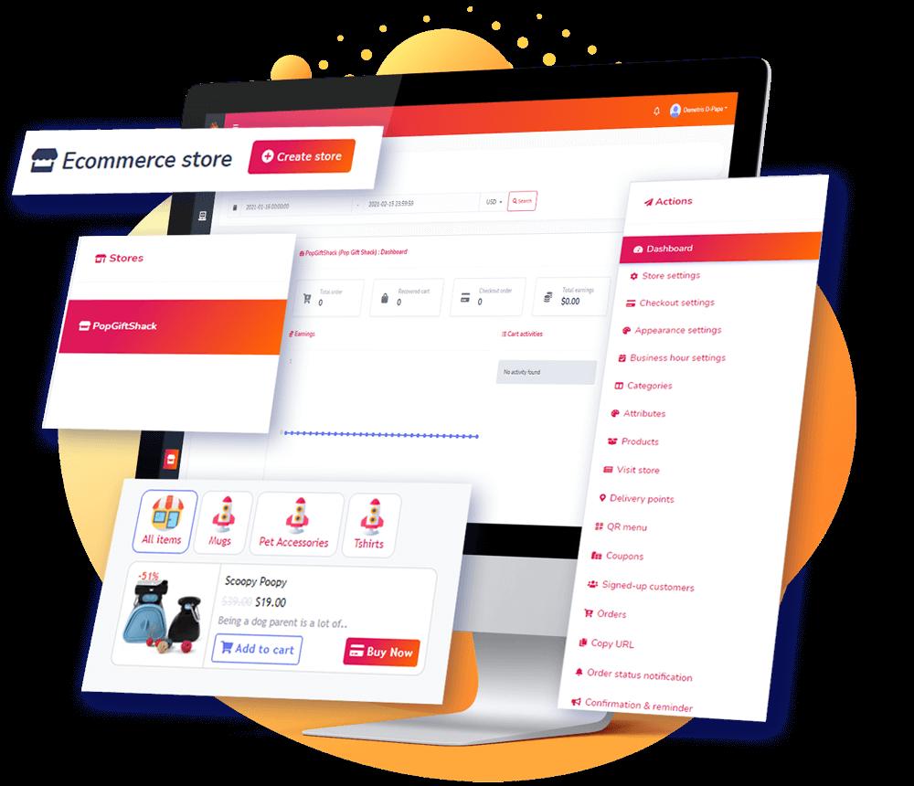4-E-commerce-Solutions