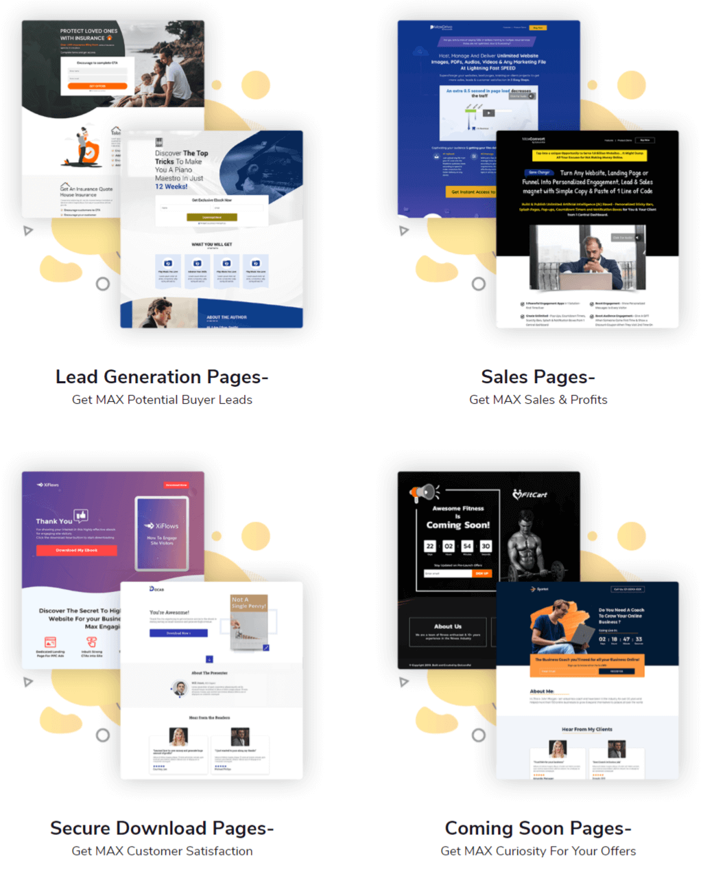 SellersPal-DFY-page-templates