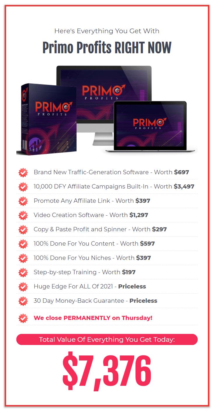 Primo-Profits-price