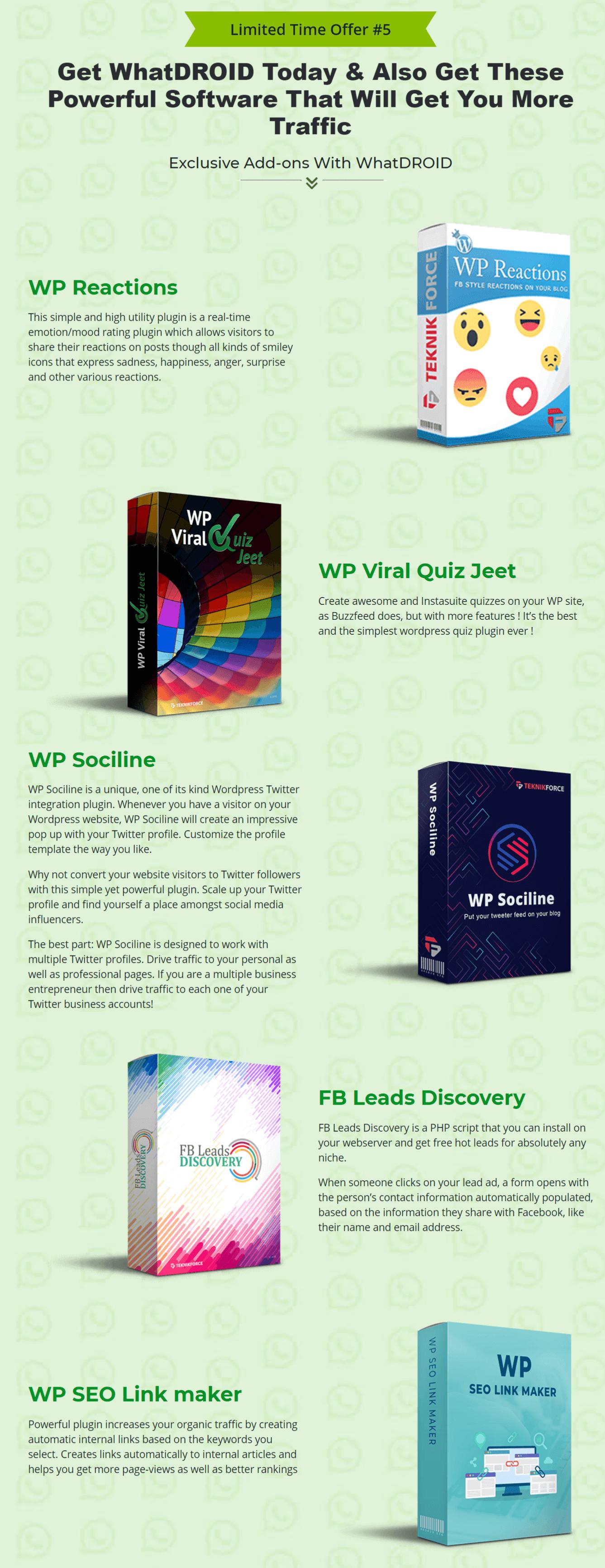 WhatDROID-bonuses