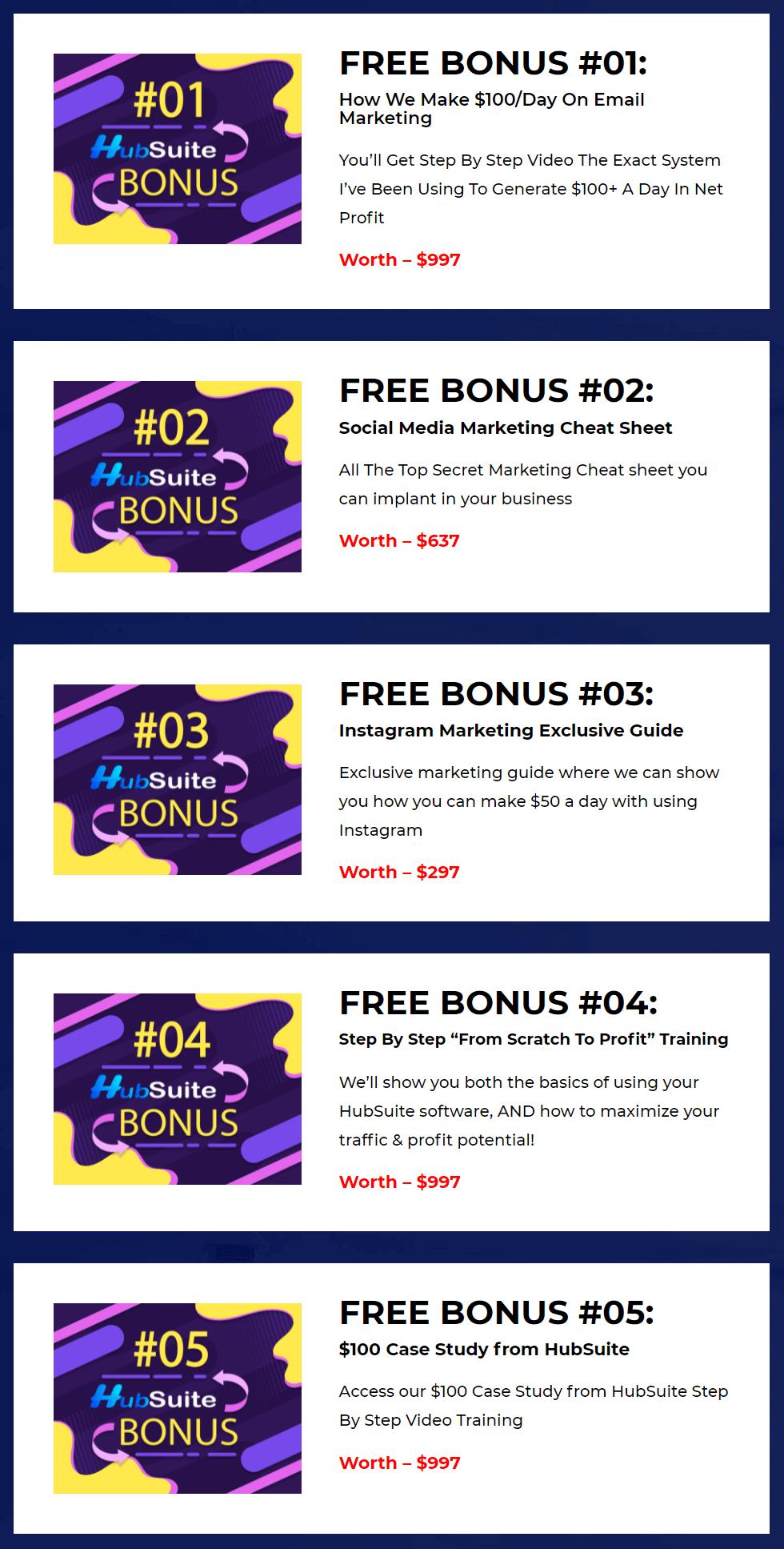 HubSuite-bonus