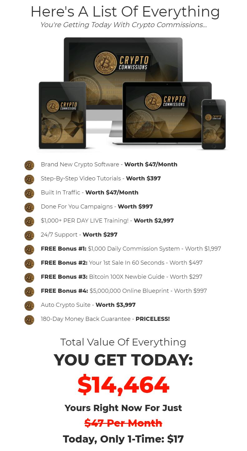Crypto-Commissions-price