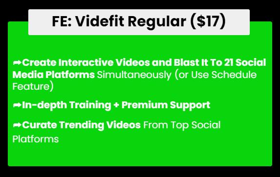 VideFit-price