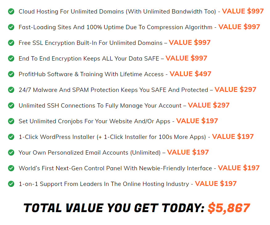 ProfitHub-price