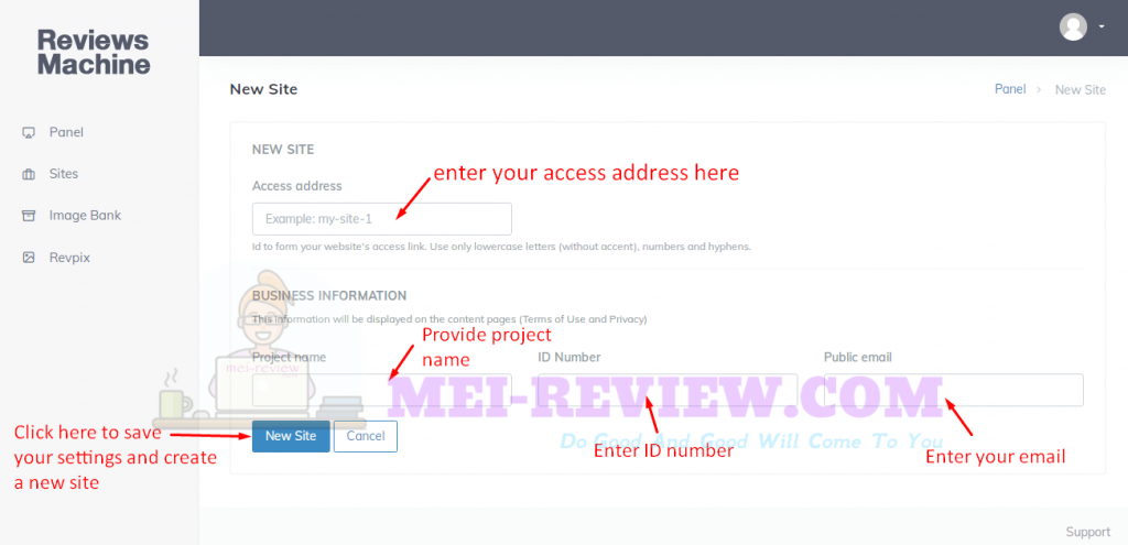 Invisible-Method-Demo-4-business-information