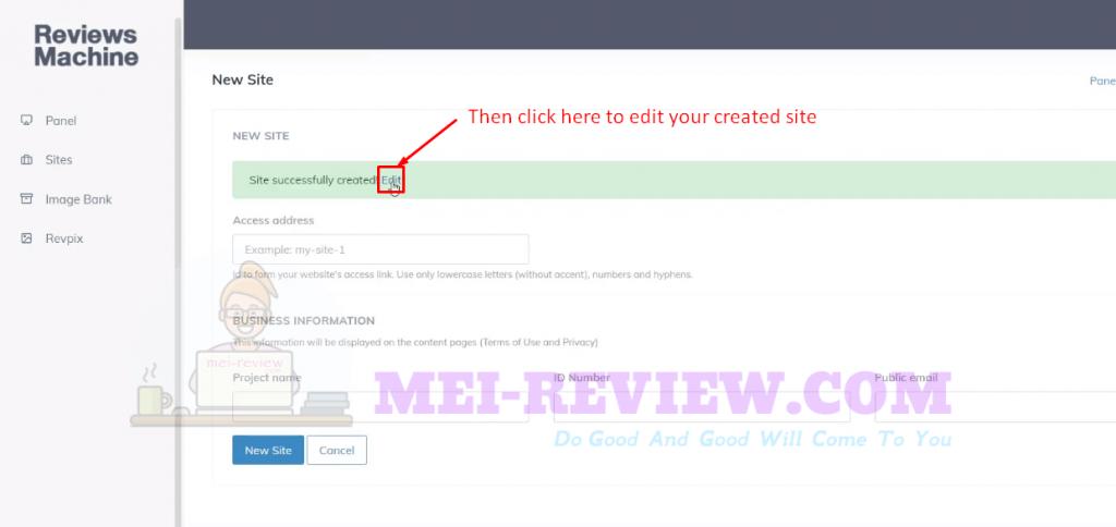 Invisible-Method-Demo-5-edit-the-site