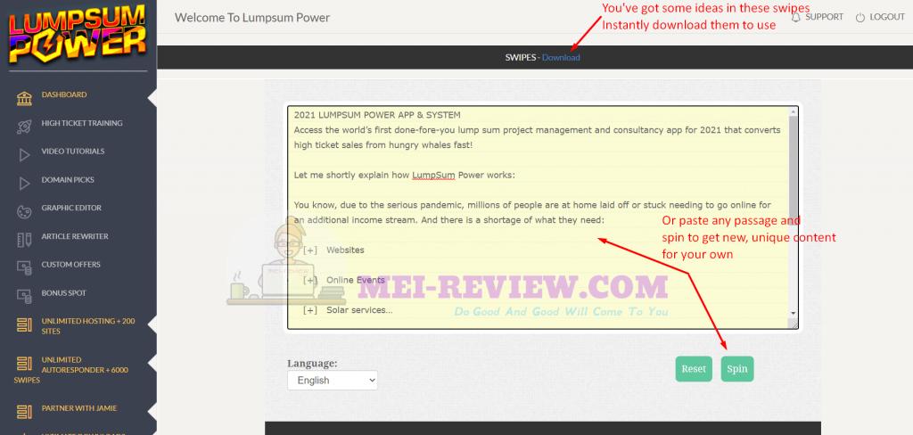Lumpsum-Power-Demo-6-article-rewriter