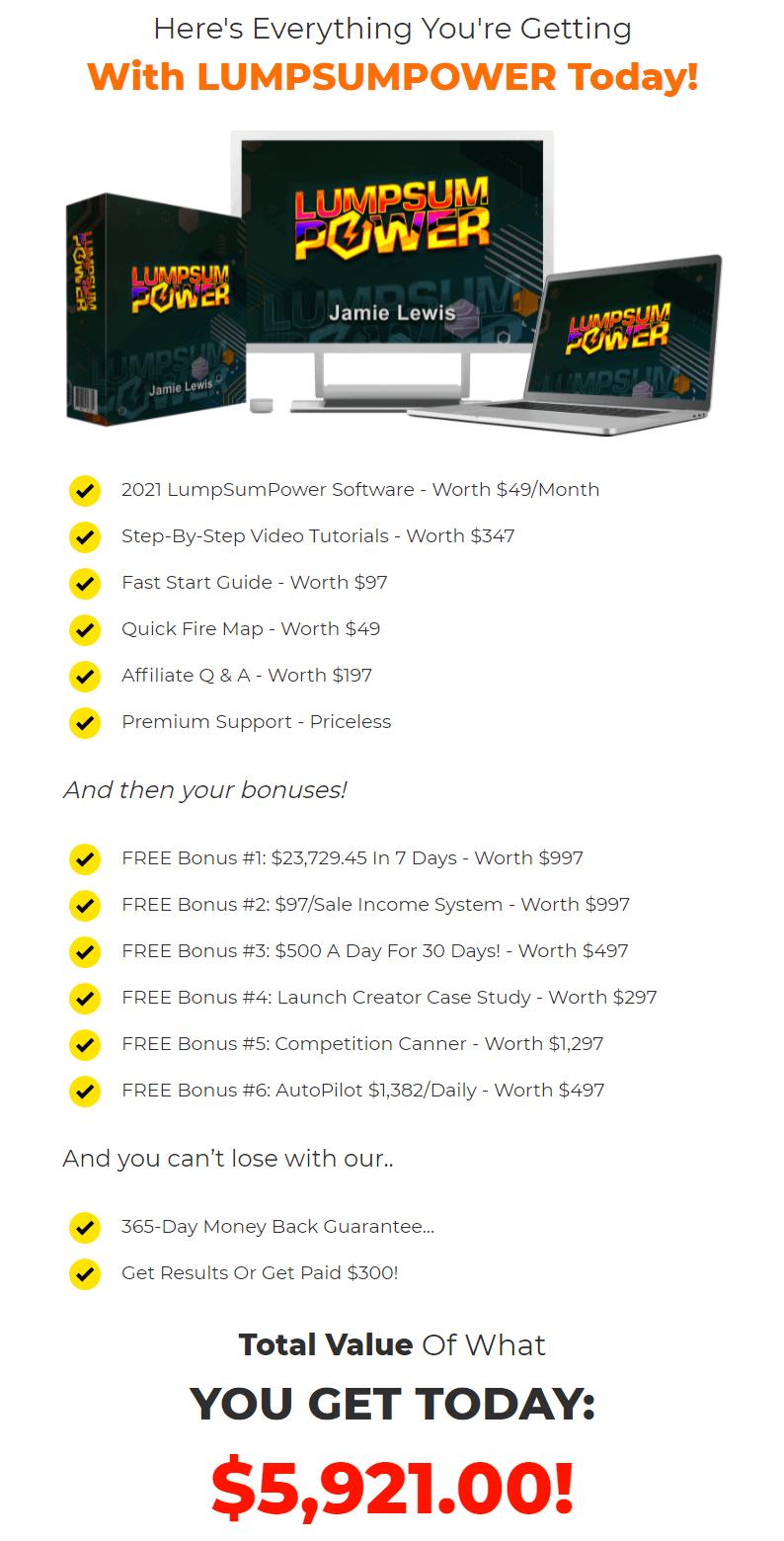 LumpSum-Power-price
