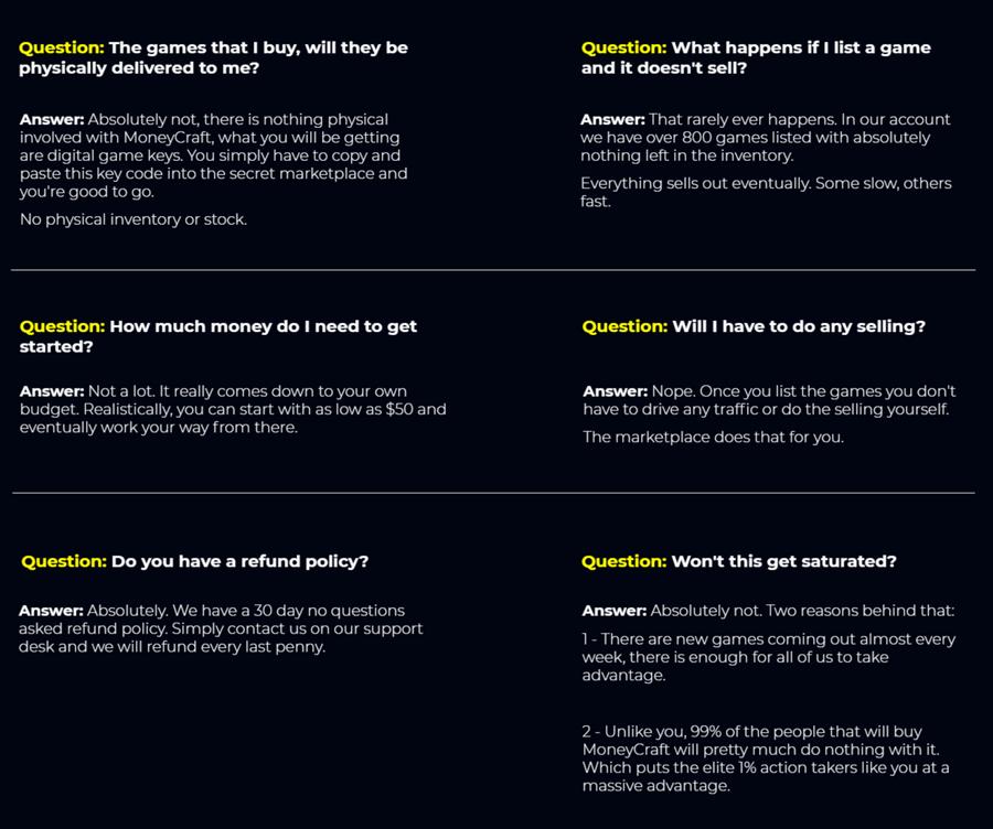 MoneyCraft-Reloaded-FAQ